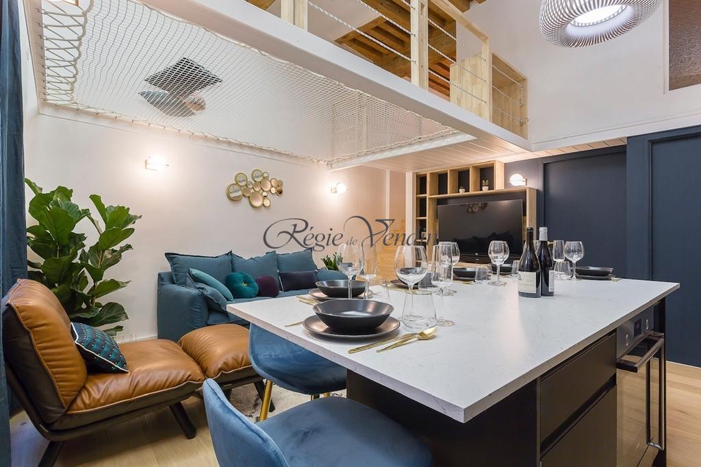Photo n° 5 de l'annonce Appartement T3 à vendre - LYON 2EME ARRONDISSEMENT : Ref 4603281