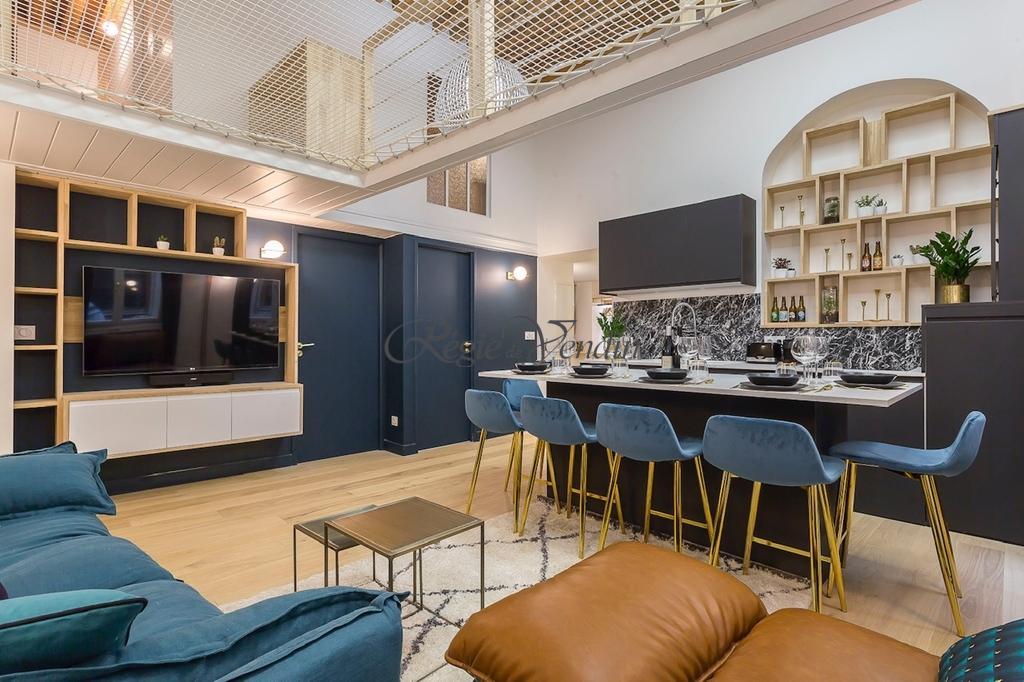 Photo n° 1 de l'annonce Appartement T3 à vendre - LYON 2EME ARRONDISSEMENT : Ref 4603281